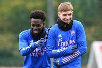Arsenal sở hữu một ngôi sao tương lai, được nhiều CLB săn đón