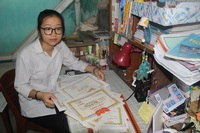 Nữ sinh mồ côi định bỏ ĐH Y Hà Nội được giúp đỡ hơn 300 triệu đồng