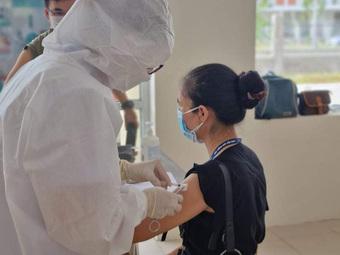 Đà Nẵng ưu tiên phân bổ vaccine cho những phường điểm nóng