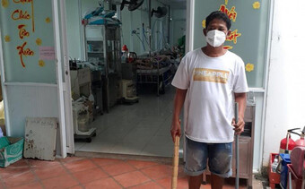 Chuyện khó tin về FO ở lại viện chăm FO: Người được cho tiền vàng không nhận, người chăm bệnh nhân để nguôi nỗi nhớ vợ