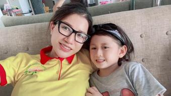 Trang Trần tiết lộ số tiền nuôi con, không thua kém gì rich kid
