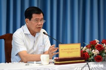Bí thư Tỉnh ủy Đồng Nai: Sợ rủi ro ''đóng'' hết thì kinh tế không phát triển được