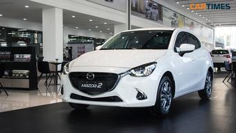 Mazda đang bán những mẫu xe nào tại thị trường Việt Nam?