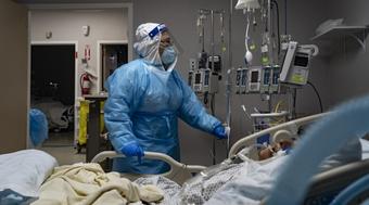 Đại dịch Covid-19 khiến nhân loại giảm thọ mạnh nhất kể từ Thế chiến thứ hai