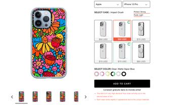 Joy (Red Velvet) tậu ốp iPhone xinh muốn xỉu, giá không hề rẻ và luôn trong tình trạng cháy hàng!