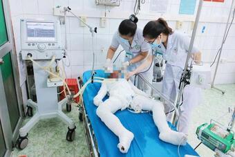 Tuyên Quang: Nghi án bố đẻ phóng hỏa thiêu sống 3 con nhỏ rồi tự tử