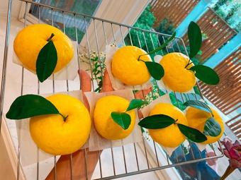 Bánh bao trái cam bỗng khiến nhiều người phát sốt