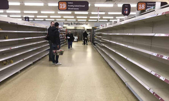 ''Cái giá'' của Brexit với nước Anh: Một nửa trạm xăng trên toàn quốc đóng cửa vì thiếu nguồn cung, tình hình tồi tệ tới mức Thủ tướng sẵn sàng điều động quân đội