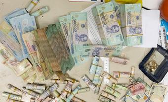 Khởi tố thêm 7 đối tượng trong đường dây đánh bạc hơn 2.000 tỷ đồng