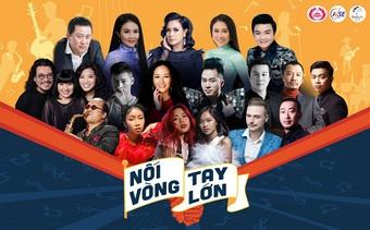 Nghệ sĩ Trần Mạnh Tuấn tái xuất trong chương trình ''Nối vòng tay lớn''