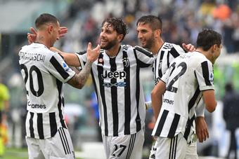 Đánh bại Sampdoria, Juventus thắng trận thứ 2 liên tiếp ở Serie A