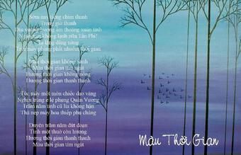 Tưởng nhớ nhà thơ Đoàn Phú Tứ (Kỳ 1): Còn mãi ''Màu thời gian''