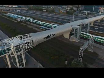 Khám phá cây cầu dành cho người đi bộ lập kỷ lục Guinness