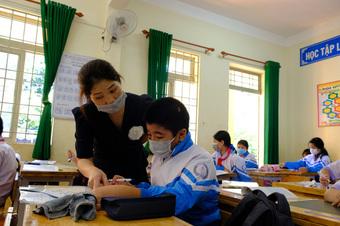 Hàng trăm trường học ở Đắk Nông mở cửa đón học sinh trở lại