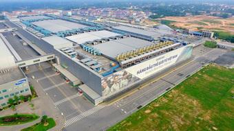 Đại diện Samsung: Việt Nam vẫn là điểm đến hấp dẫn đầu tư FDI
