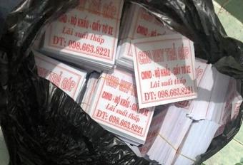 Quảng Nam: Triệt xóa đường dây cho vay nặng lãi nhắm vào người nghèo