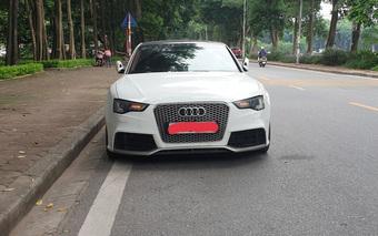 Bỏ hơn 700 triệu ''chơi'' Audi A5, chủ xe lại vội bán đi với giá chỉ 569 triệu đồng