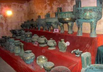 Ngôi mộ ''kinh hoàng'' nhất Trung Quốc: Liên quan mật thiết đến Tần Thủy Hoàng, phải mất 10 năm mới đào được quan tài