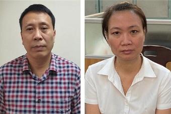 Hà Nội: Bắt Giám đốc Ban duy tu công trình hạ tầng nâng khống giá cây xanh
