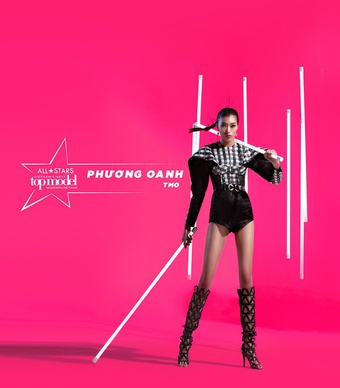 Tại sao Phương Oanh Next Top lại được được Vogue, Dolce & Gabbana săn đón?