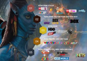 Hàng loạt kênh truyền hình quốc tế dừng phát sóng, doanh nghiệp truyền hình trả tiền ''bù'' bằng nhiều kênh mới