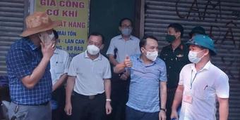 Nghệ An: Tạm đình chỉ quyền Trạm trưởng Trạm y tế phường vì lơ là trong phòng chống dịch