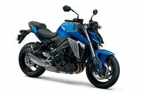 Bộ 3 mô tô mới của Suzuki sắp cập bến Malaysia