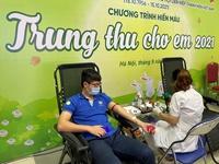 Nhãn hàng Metacare tham gia hiến máu nhân đạo, đồng hành cùng Trung thu cho em 2021