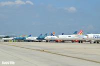 Chi phí cất, hạ cánh chuyến bay nội địa giảm 50%