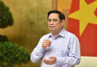 Thủ tướng phê bình nghiêm khắc những nơi có tỷ lệ giải ngân đầu tư công dưới 40%