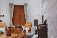 Chàng trai Phan Rang cải tạo vườn dừa làm nơi nghỉ dưỡng tuyệt đẹp tặng mẹ