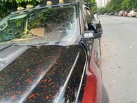 Hàng loạt ô tô bị tạt sơn đỏ trong đêm, tài xế đau đầu tìm hung thủ, CĐM xuất hiện nhiều ''thám tử online''