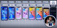 """iPhone 13 Pro Max đọ thời lượng pin với các phiên bản """"đàn em"""""""