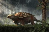 """Sừng """"hóa đá'''' tiết lộ quái vật 168 triệu tuổi, chưa từng thấy trên thế giới"""