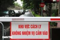 F0 mới ở Hà Nội từng đi mua thực phẩm, phường thông báo tìm người liên quan