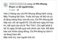 Chia sẻ cuối cùng của Phi Nhung trước khi qua đời: Xin lỗi khán giả, nói về lý do nhiễm Covid-19