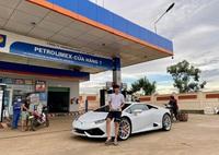 Bất ngờ thân thế chàng trai 9x Đắk Lắk tậu siêu xe Lamborghini Huracan 13 tỷ đồng