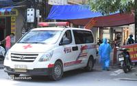 Hà Nội: Đưa ca F0 và các trường hợp F1 ở quận Hà Đông đi điều trị, cách ly
