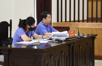 VKSND: Không chấp nhận đại gia bồi thường thay Trịnh Xuân Thanh