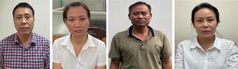 Bộ Công an khởi tố vụ án xảy ra tại Ban Duy tu sở Xây dựng Hà Nội