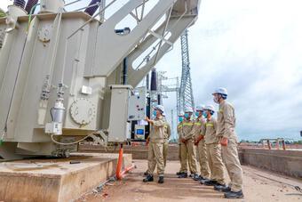 Nhà máy Điện gió Kosy Bạc Liêu: Hoàn thành lắp đặt turbine, sẵn sàng cho ngày phát điện