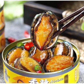 Cẩn trọng với hải sản đóng hộp Trung Quốc được rao bán tràn lan trên mạng