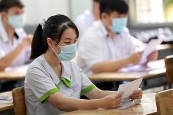 Tổ chức Kỳ thi tốt nghiệp THPT 2022 linh hoạt, thích ứng với tình hình dịch bệnh