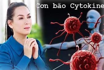 Phi Nhung mất do hội chứng 'cơn bão Cytokine' của Covid-19