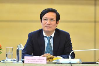 Chủ tịch VCCI Phạm Tấn Công: Cần nhìn nhận doanh nghiệp là một chủ thể trong ứng phó Covid-19