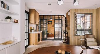 Ngôi nhà 36m² vừa đẹp vừa tiện ích dành cho gia đình 3 thế hệ