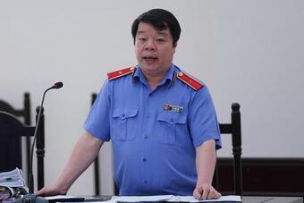 Đề nghị bác toàn bộ kháng cáo trong vụ án Trịnh Xuân Thanh