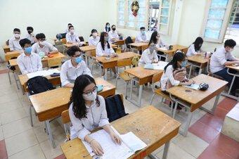 Bộ GD&ĐT hướng dẫn thực hiện quản lý chất lượng năm học 2021-2022
