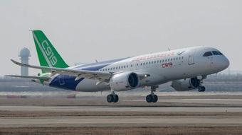 Trung Quốc chật vật tìm linh kiện cho máy bay nội địa vì Mỹ siết xuất khẩu