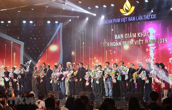 Liên hoan Phim Việt Nam lần thứ XXII được tổ chức trực tuyến